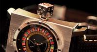 montre casino roulette dé