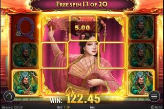Imperial Opera slot Play'n Go free spins