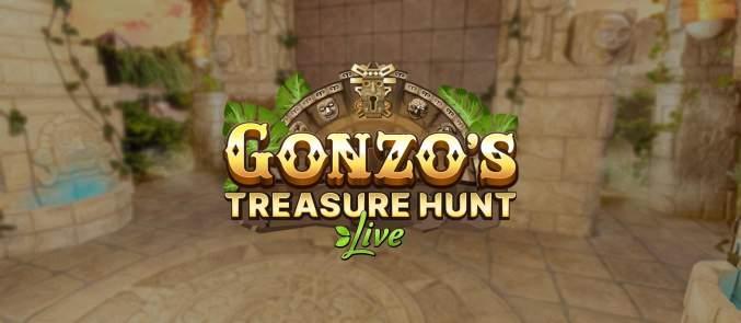 Gonzo's Treasure Hunt evolution netent
