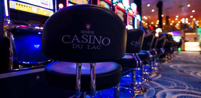 Casino du Lac de geneve Meyrin