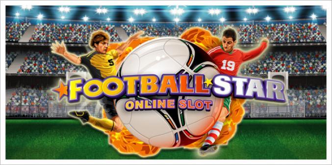 football star microgaming slot