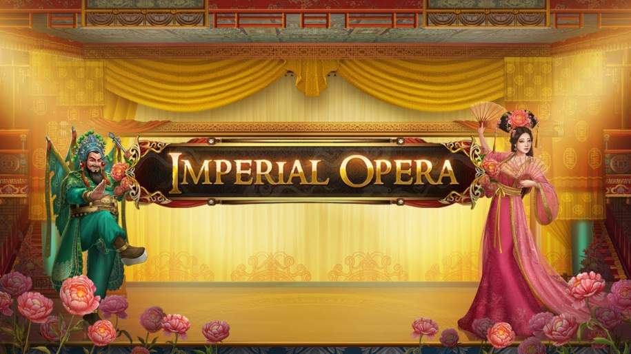 Imperial Opera slot Play'n Go